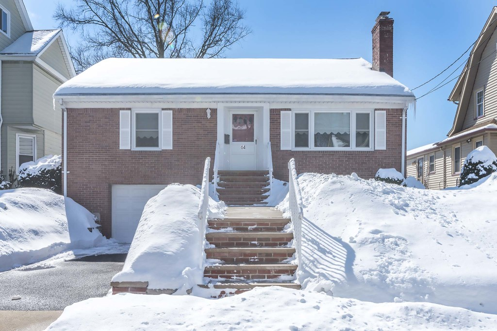 64 West Magnolia Ave Maywood, NJ 07607 for sale by the Gibbons Team