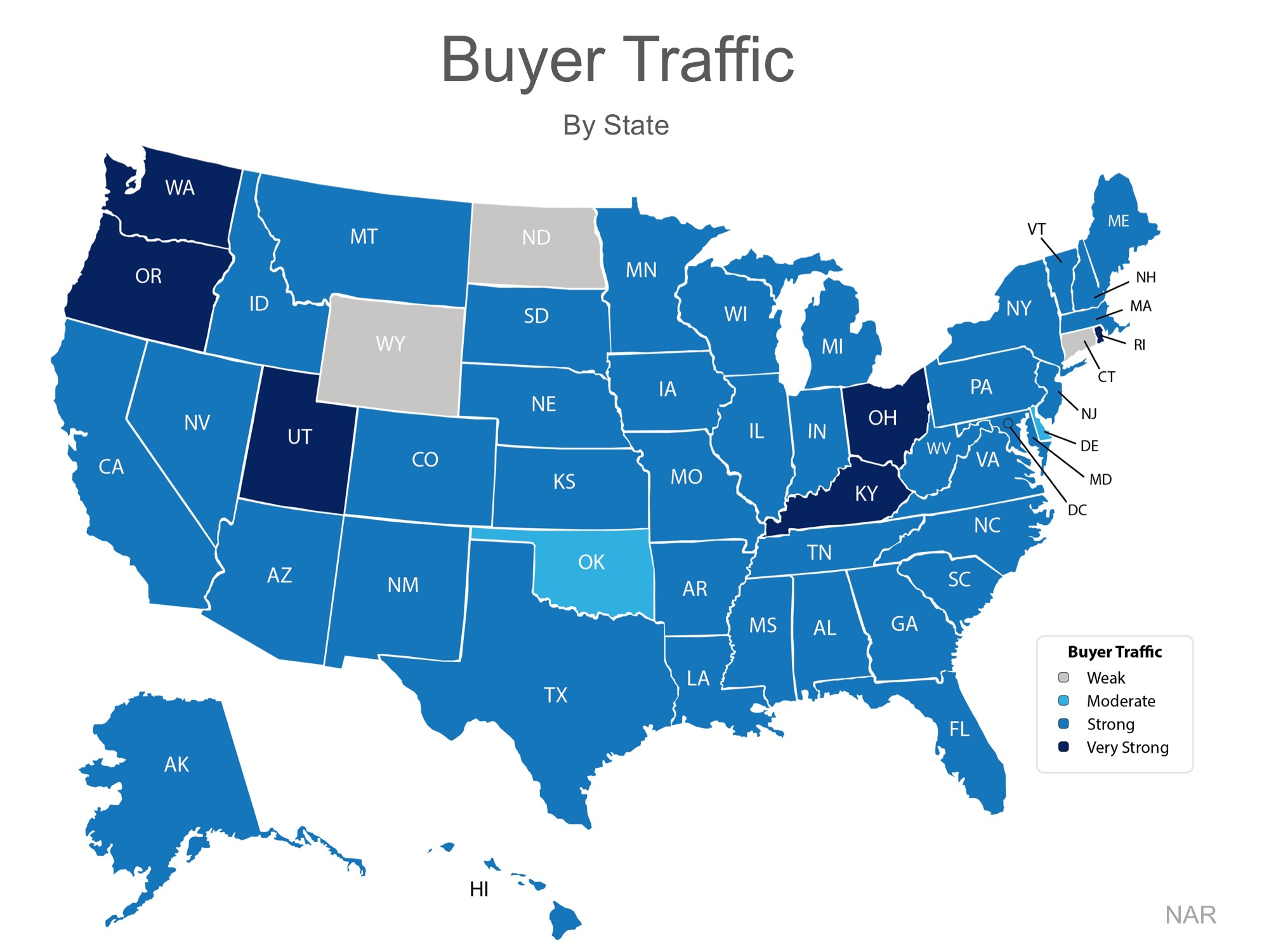 Strong Buyer Demand Continues to Outpace Inventory of Homes for Sale   Simplifying The Market