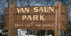 Van Saun County Park was part of the Bergen County Parks department development that started after World War 2