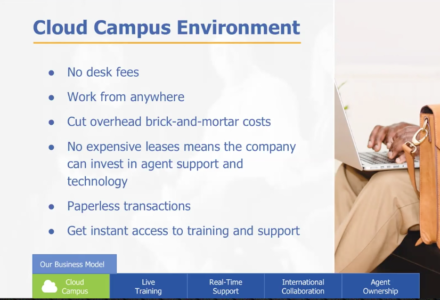 Cloud Campus Environment