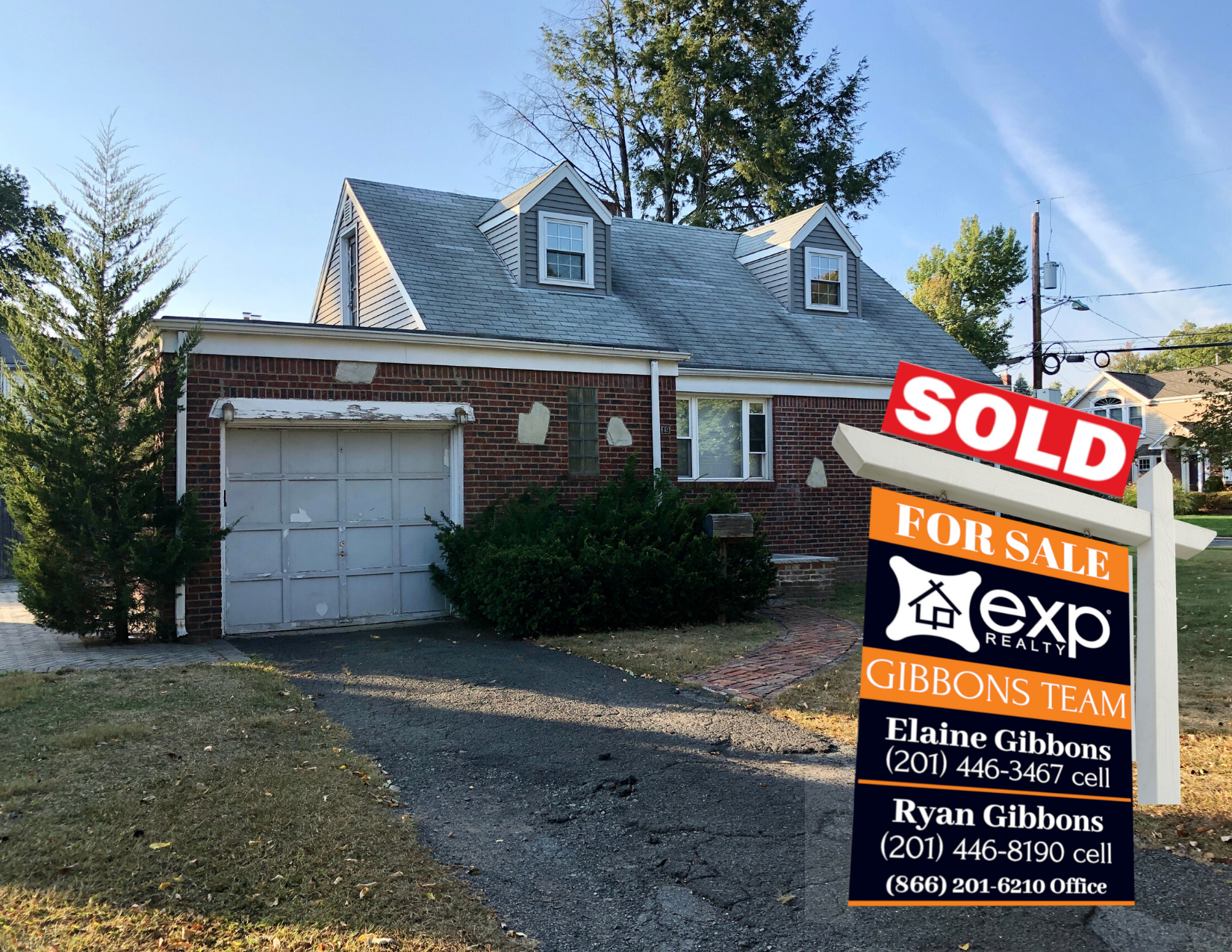 419 Oak Ave River Edge, NJ Sold by the Gibbons Team